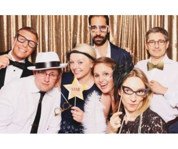 Photo Booth Live Station (Corporate)